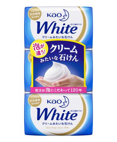 花王 ホワイト石鹸