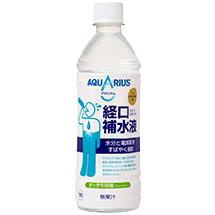 アクエリアス経口補水液 500mlPET