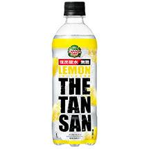 ザ・タンサン・レモン 490mlPET