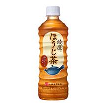綾鷹 ほうじ茶 525mlPET