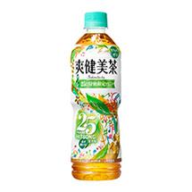 爽健美茶 25周年特別限定ブレンド 600mlPET