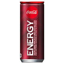 コカ・コーラ エナジー 250ml缶