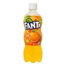 ファンタ オレンジ 500mlPET