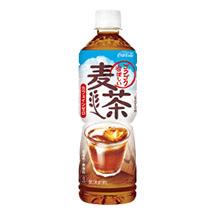 茶流彩彩 麦茶 600mlPET