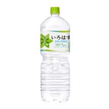 い・ろ・は・す 天然水 2lPET