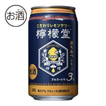 檸檬堂 はちみつレモン 350ml缶