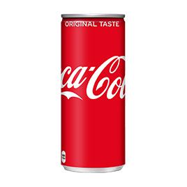 コカ・コーラ 缶