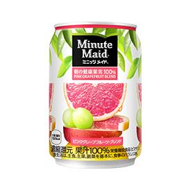 ミニッツメイド 朝の健康果実