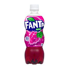 ファンタ グレープ