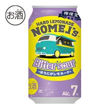 ノメルズ ハードレモネード ビターサワー 350ml缶