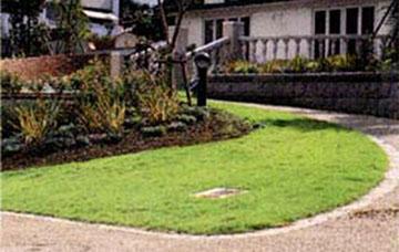 日本芝の張り方HOW TO