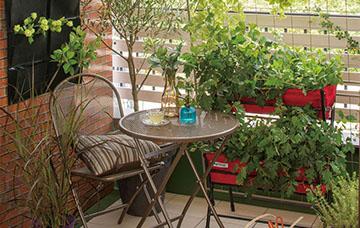 簡単手作りコンパクト菜園スペース「ベジトラグ」