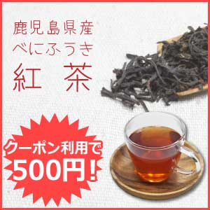 紅茶 国産 50g 鹿児島県大隅半島産