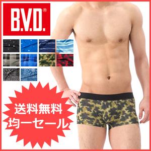 BVD 吸水速乾メッシュボクサーパンツ