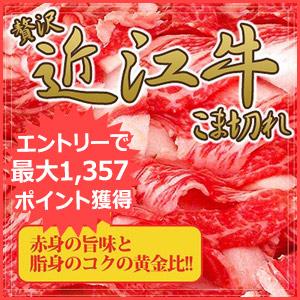 滋賀県 近江牛 こま切れ 1kg