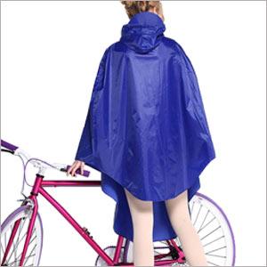 自転車用レインウエア