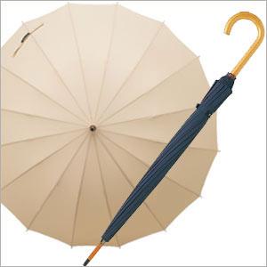 手動開閉タイプの長傘