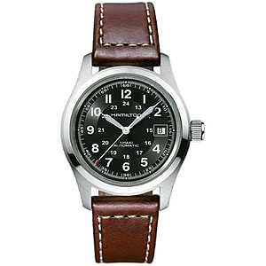 KHAKI FIELD AUTO 38MM
