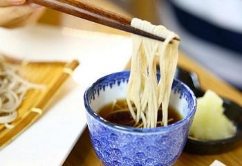 滋賀県 米原市のいぶきそば 3食入り