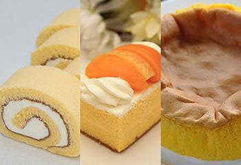 長崎 県民ご用達のケーキなど詰合せ