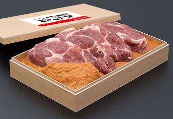 たっぷり200gの豚肉を使った佐倉の神門漬
