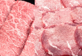 仙台牛と牛タンの焼き肉セット
