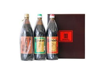 香川県 かめびし醤油人気TOP3本格セット
