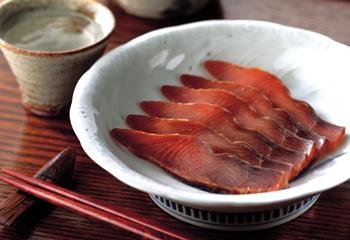 新潟県村上 鮭の酒びたし