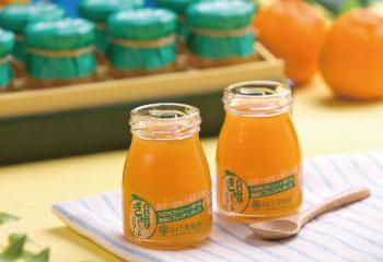 熊本県 ストレート果汁のみかんゼリー8本