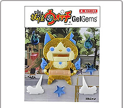 GelGems ディスプレイシール ゴルニャン