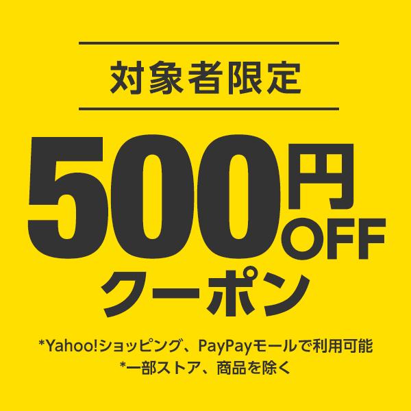 【対象者限定】今すぐ使える500円OFFクーポン