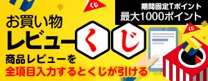 お買物レビューくじ_4月