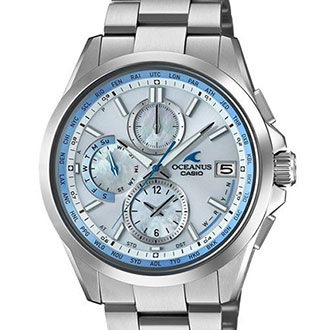 腕時計カシオ「オシアナス」の検索結果