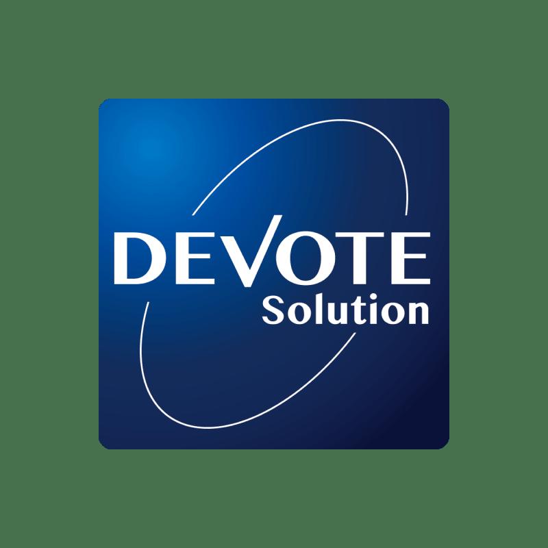 ディヴォートソリューション株式会社ロゴ