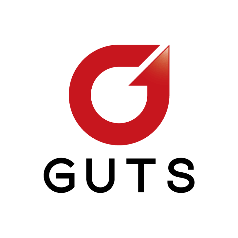 GUTS株式会社ロゴ