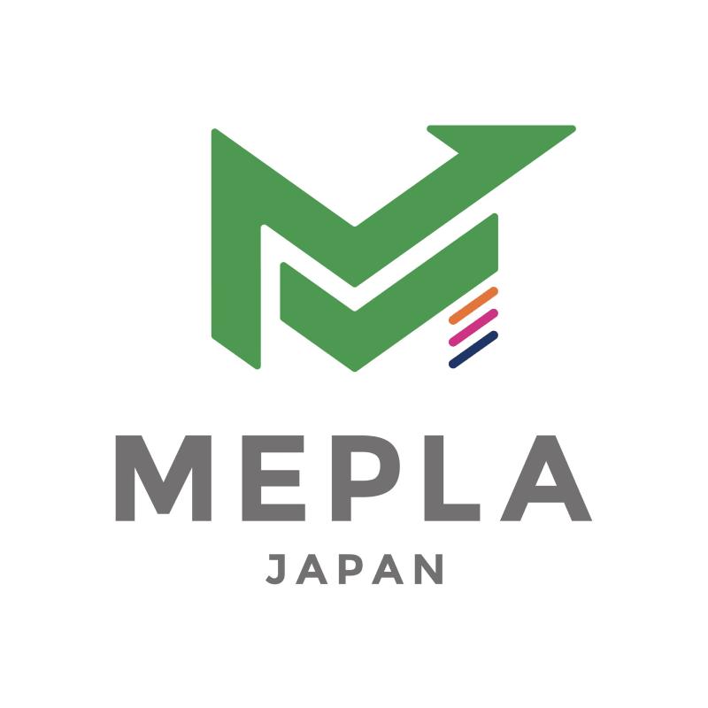 株式会社メプラジャパンロゴ