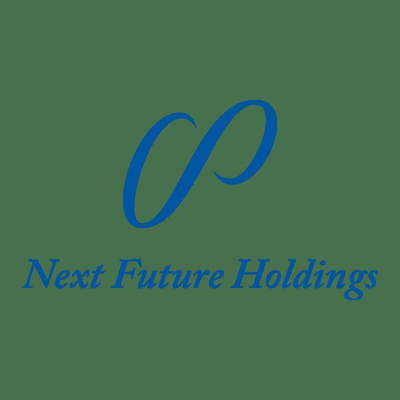株式会社 Next Future Holdingsロゴ