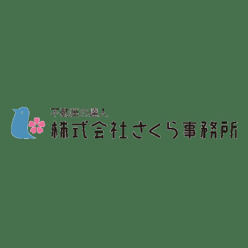 株式会社さくら事務所ロゴ