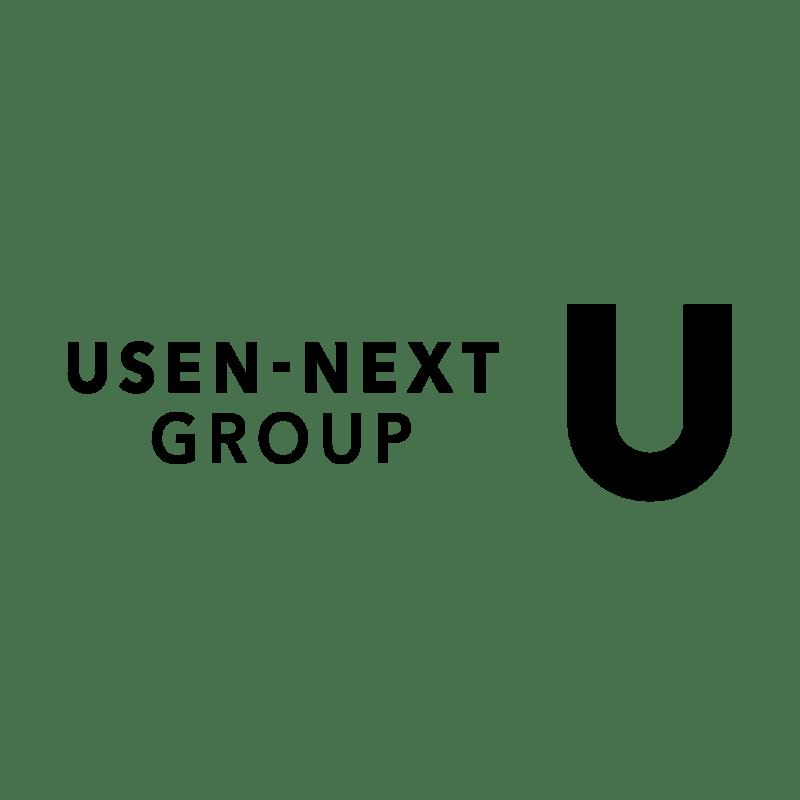 株式会社USEN-NEXT HOLDINGSロゴ