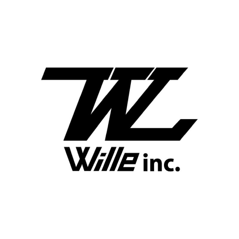 株式会社willeロゴ