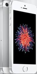 iPhone SE 32GBシルバー 製品画像