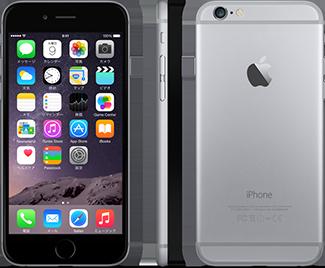iPhone 6 32GB 製品画像