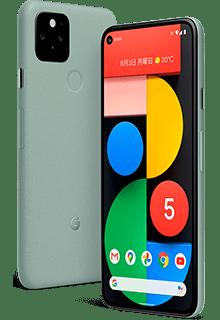 Google Pixel 5製品画像