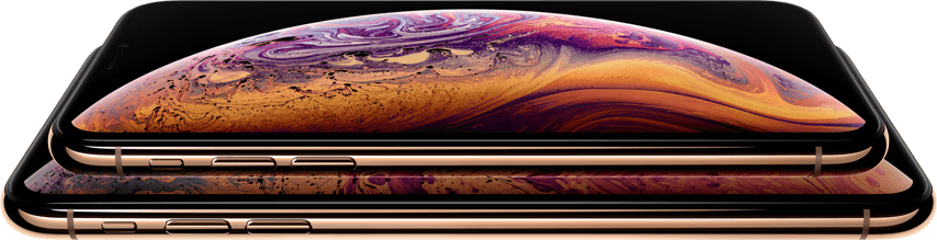 iPhone XS、iPhone XS Max