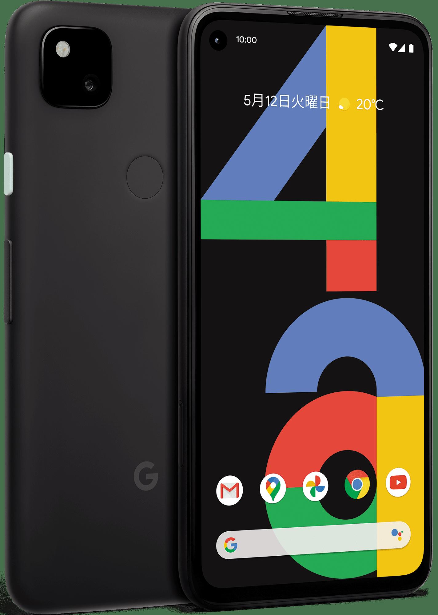 Google Pixel 4a製品画像
