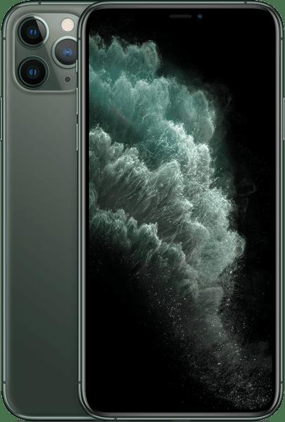 iPhone 11 Pro Max端末画像