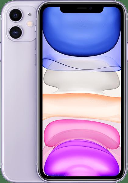 iPhone 11端末画像