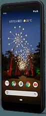 Google Pixel 3a端末画像