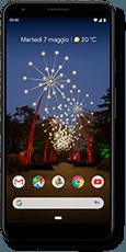 Google Pixel 3a XL端末画像