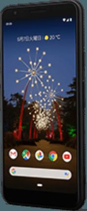 Google Pixel 3a製品画像